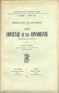 Convenae et Couserans, Raymond LIZOP