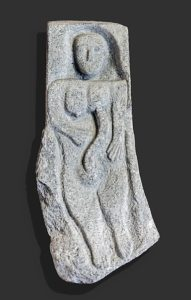 La femme aux serpents, muse des Augustins, Toulouse