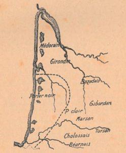 Lalanne-Carte-des-parlers-de-Gascogne-maritime.